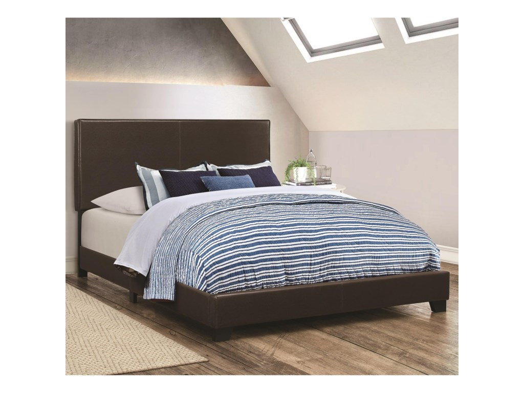 Coaster Dorian BrownTwin Bed