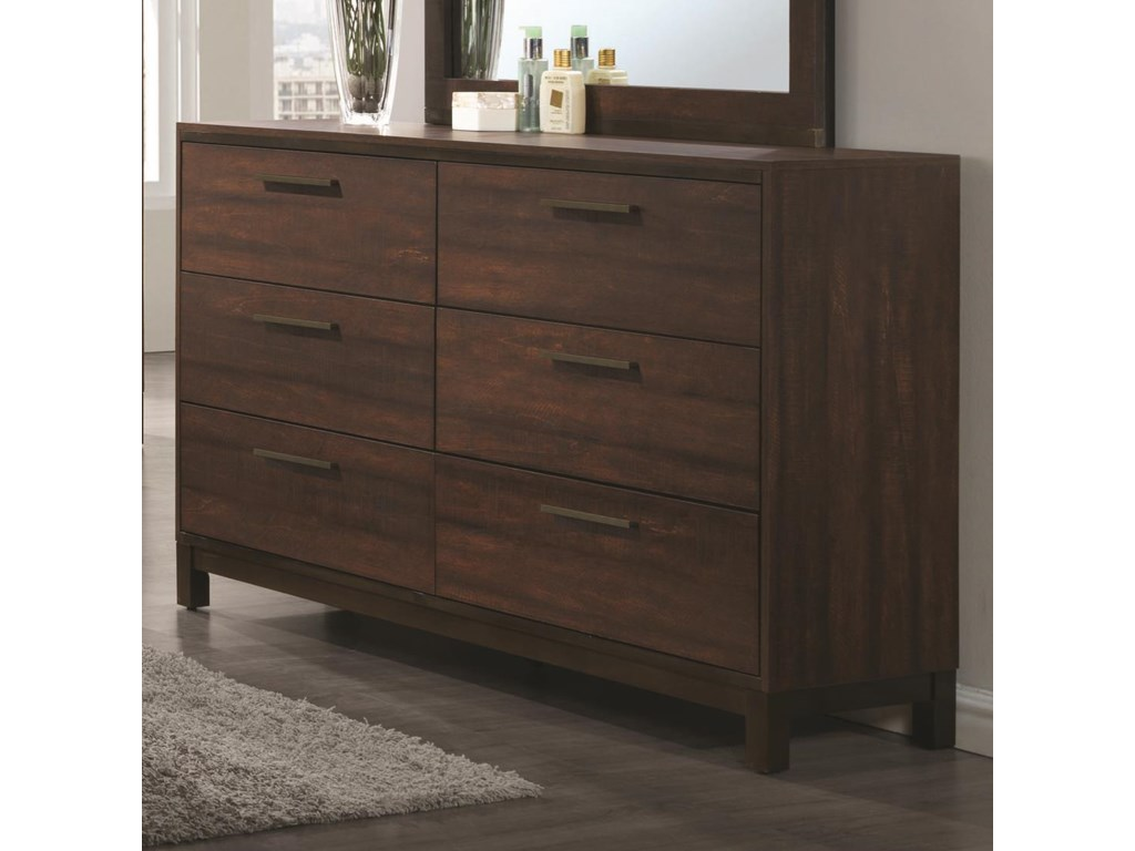 Home Bedroom Furniture Dressers Coaster Edmonton Dresser Edmontondresser