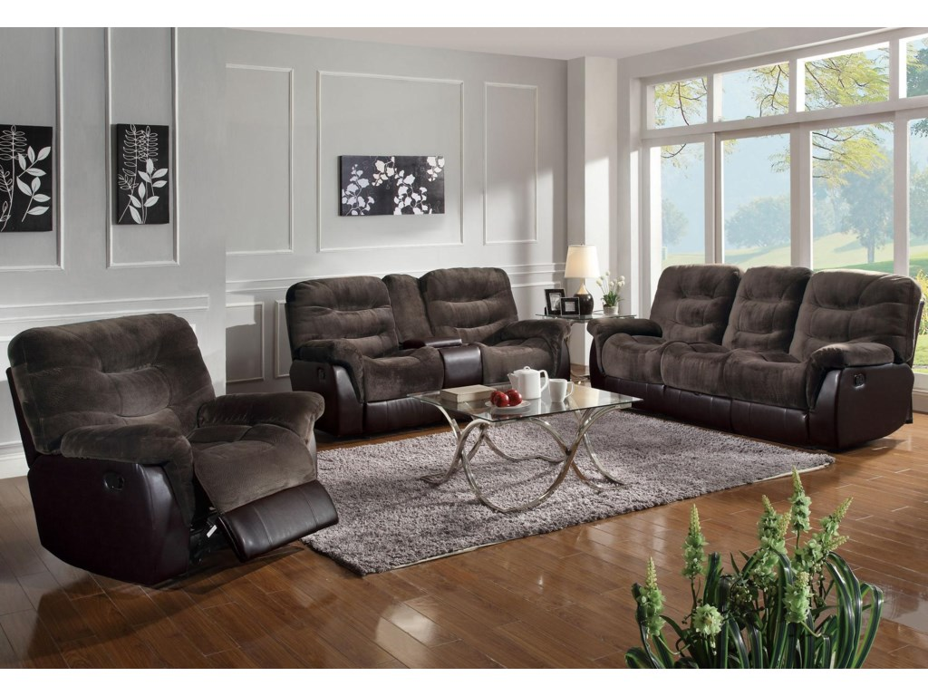 Shown with Coordinating Collection Sofa and Loveseat