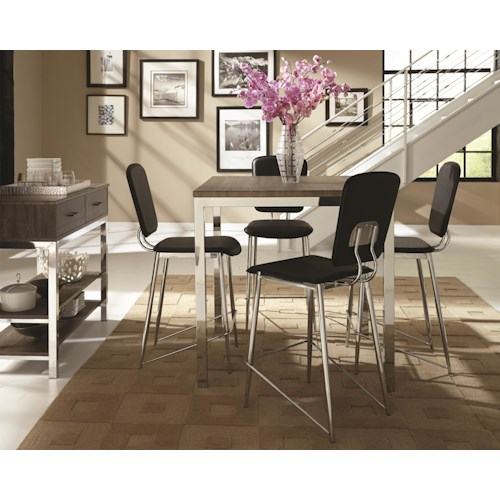 Coaster Eldridge Casual Dining Room Group