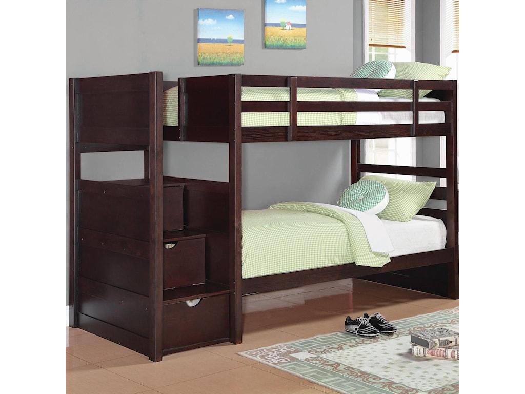 Coaster ElliottBunk Bed
