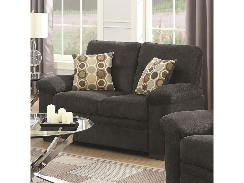 Coaster FairbairnLoveseat