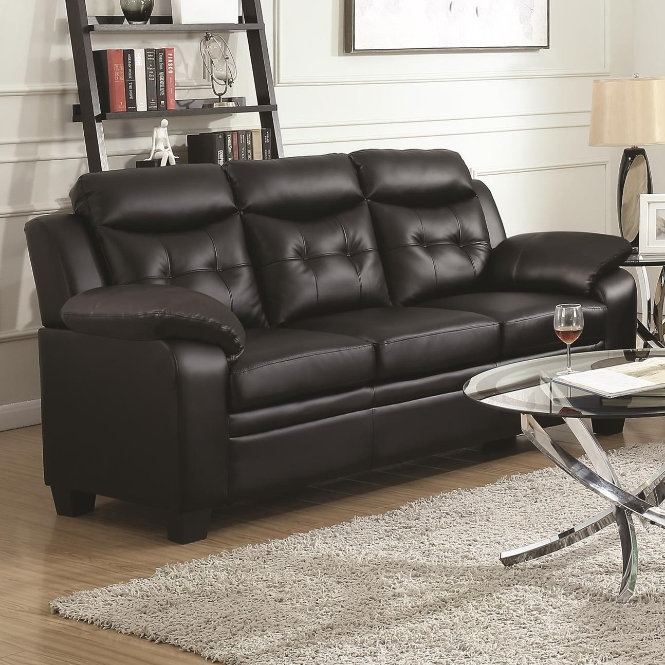 Coaster Finley Sofa With Extreme Padding