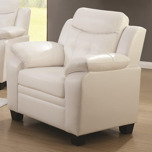 Coaster Finley Chair with Extreme Padding