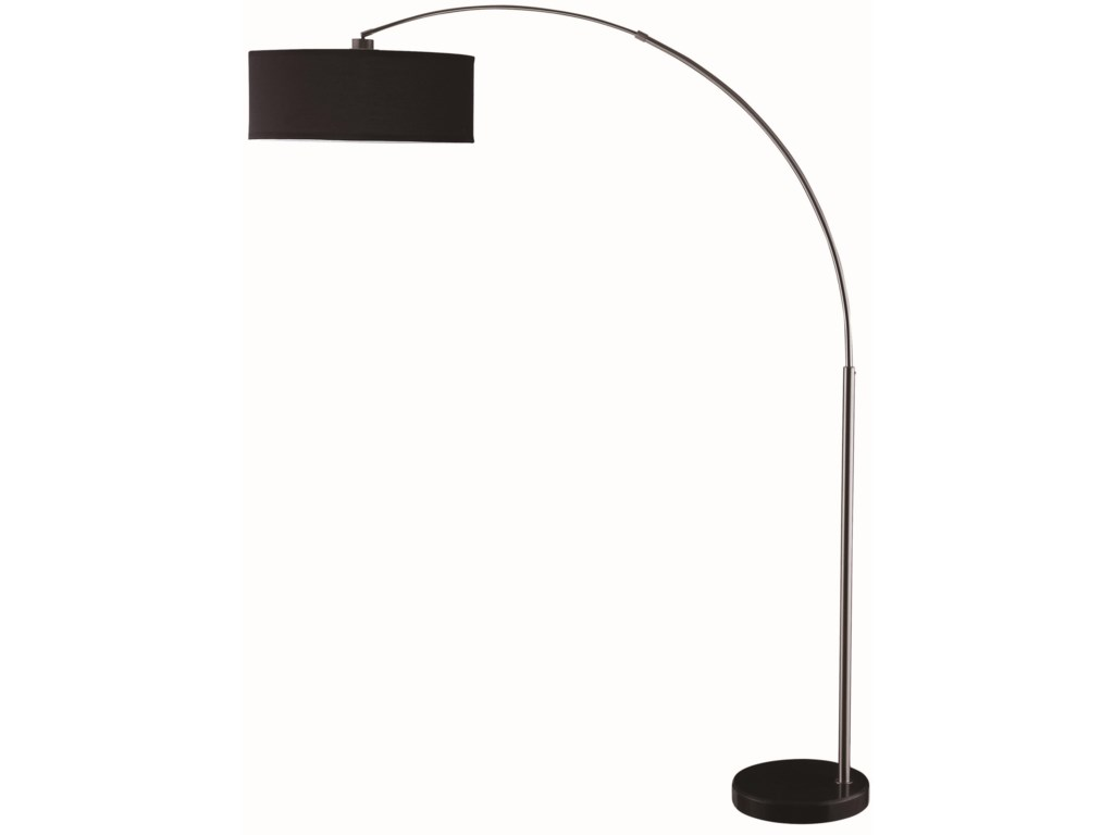 buy popular 957f3 0fd76 Floor Lamps Contemporary Hanging Floor Lamp by Coaster at Value City  Furniture