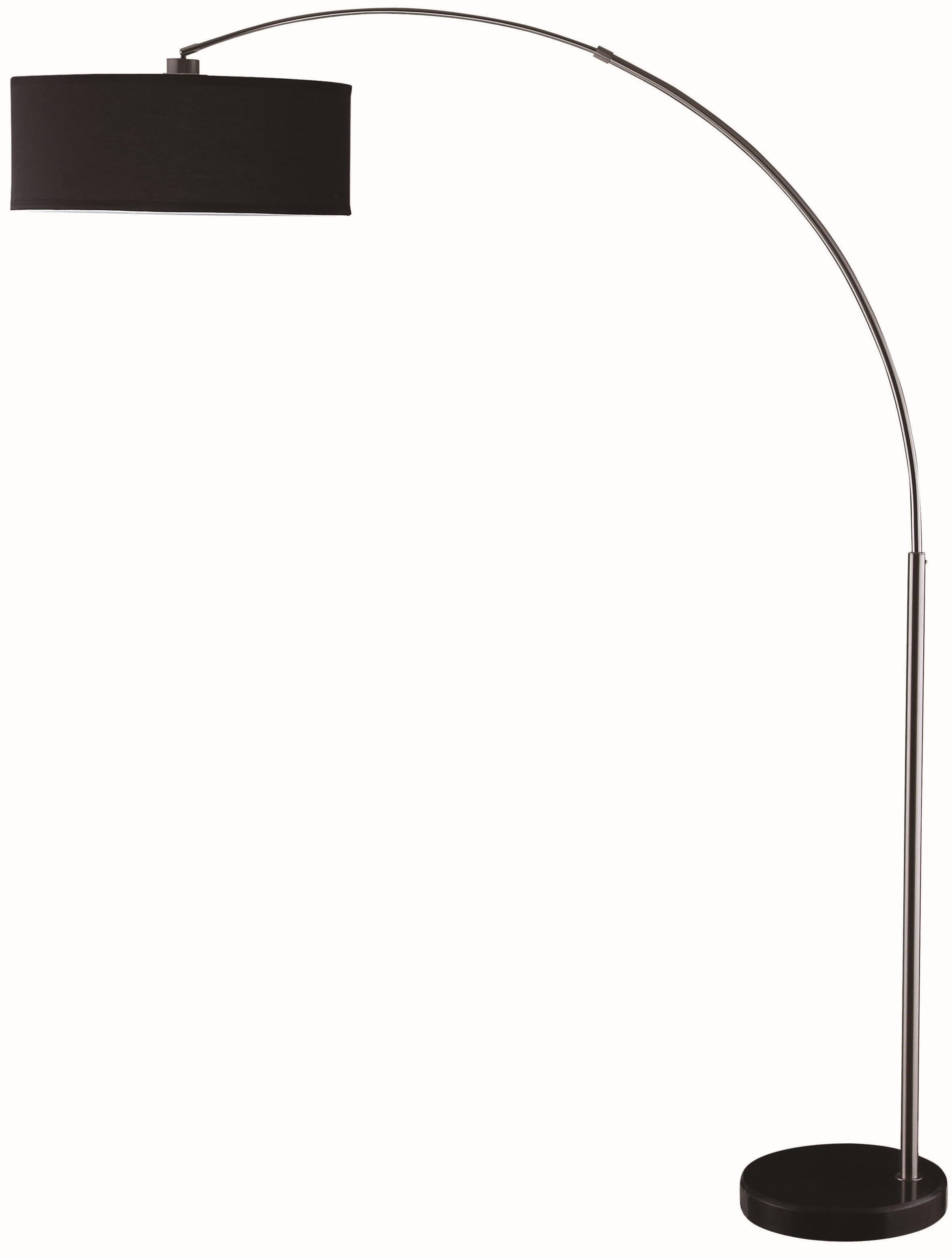 Coaster Floor Lamps 901486 Contemporary Hanging Floor Lamp