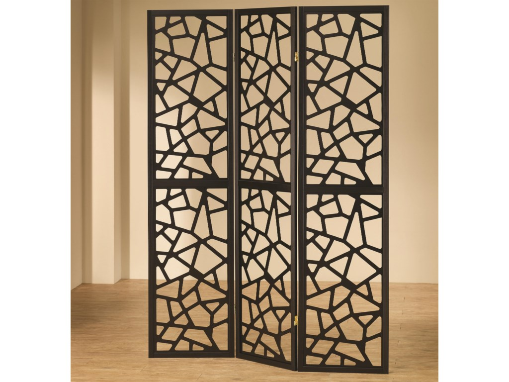 Folding Screens Intricate Mosaic