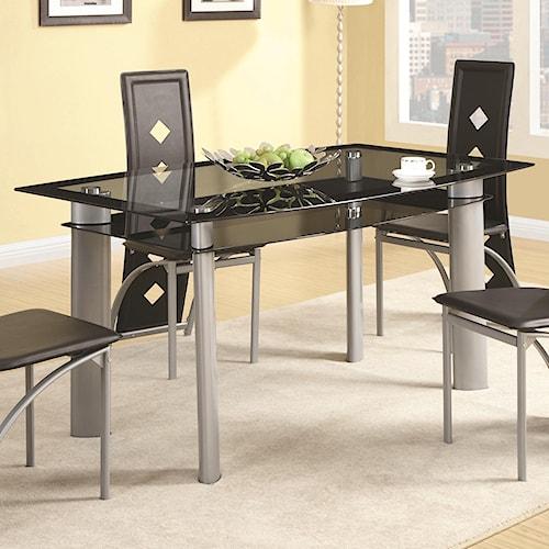 Coaster Fontana Dining Table