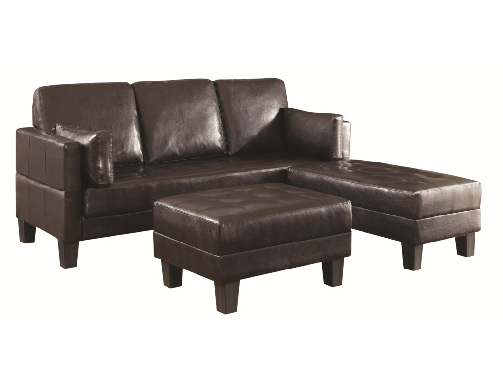 Coaster EllesmereSofa Bed Group