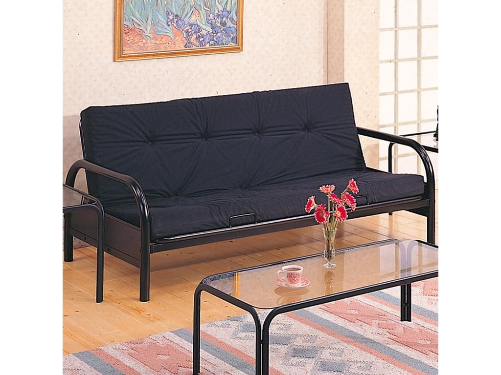 Futons With 8 Futon Mattess By Coaster At A1 Furniture Mattress