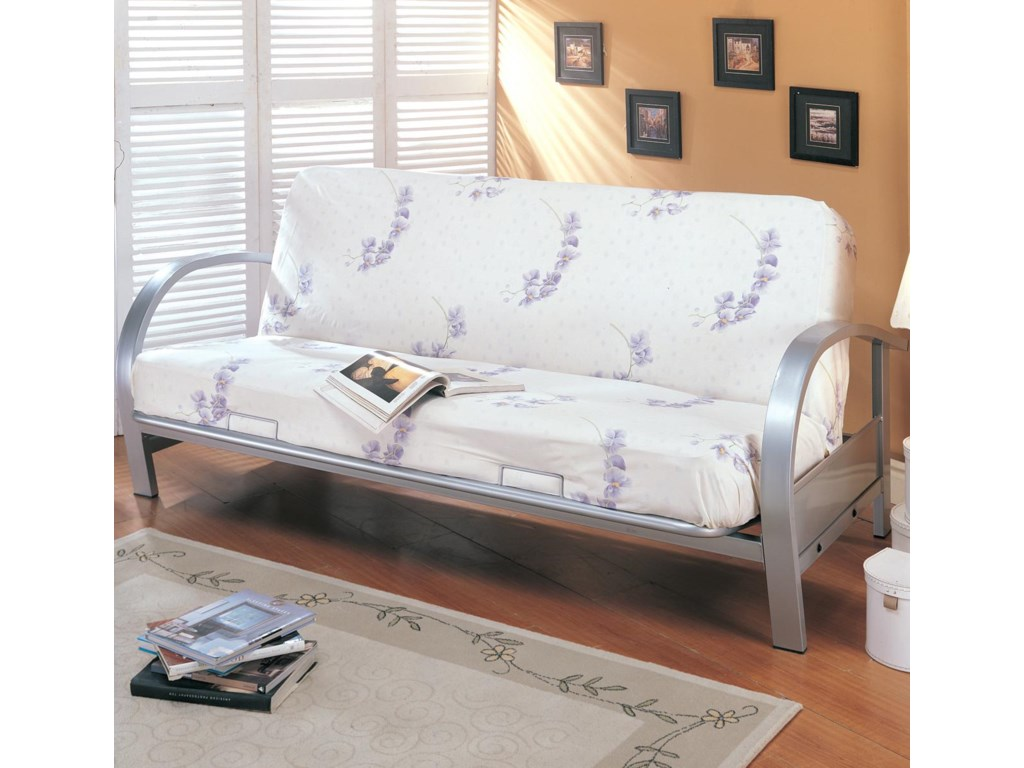 Coaster FutonsFuton Frame and Mattress