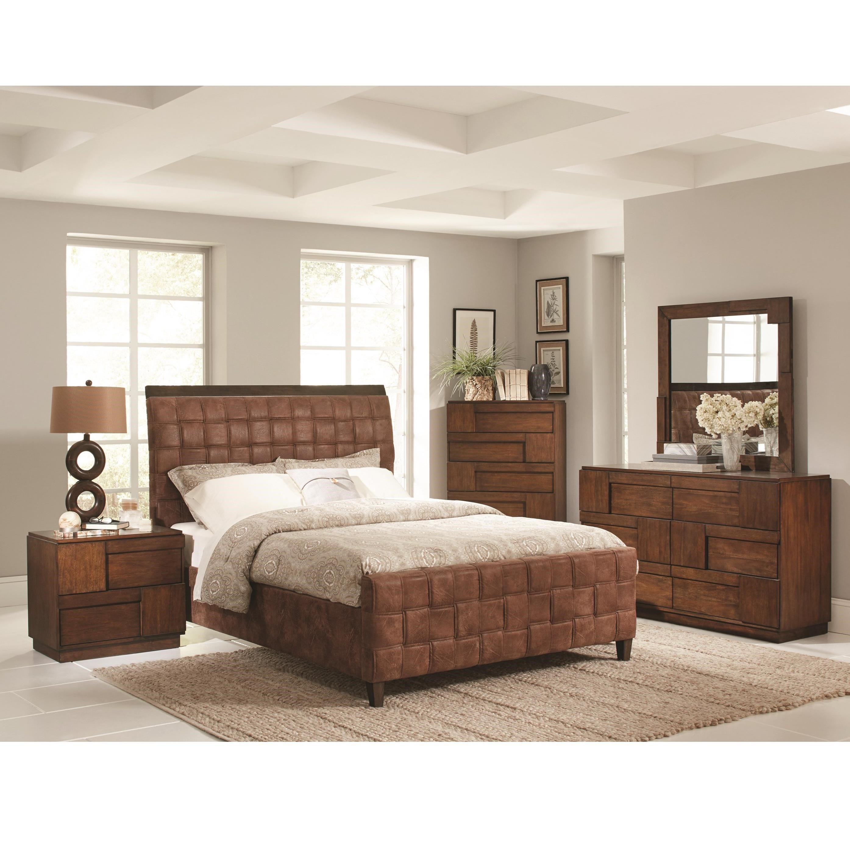 Ordinaire Coaster GallagherKing Bedroom Group