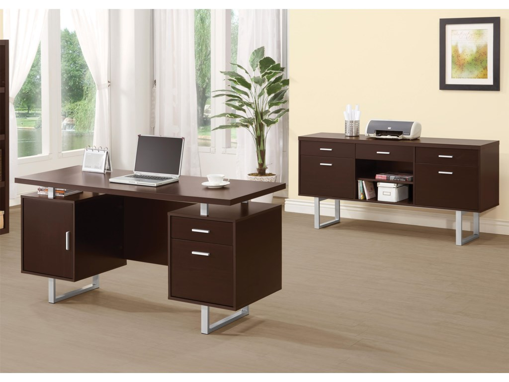 Coaster GlavanOffice Desk