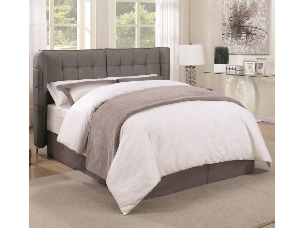 Coaster GoletaQueen Upholstered Bed