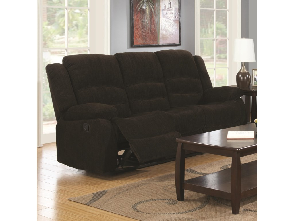 Coaster GordonMotion Sofa