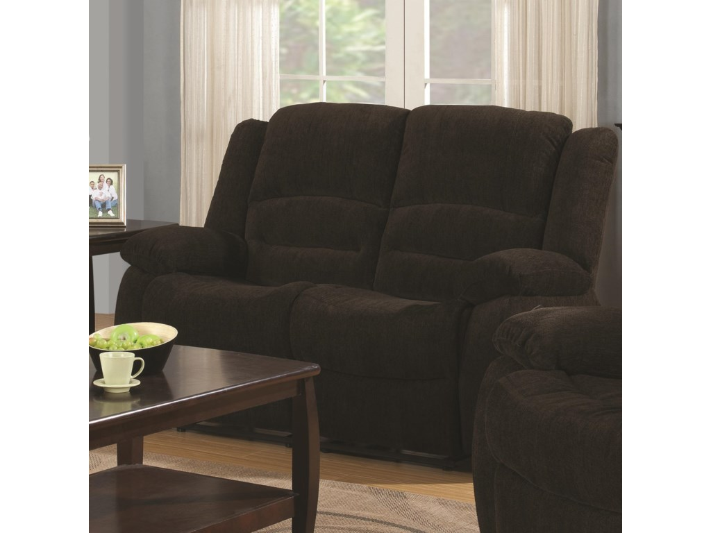 Coaster GordonMotion Love Seat