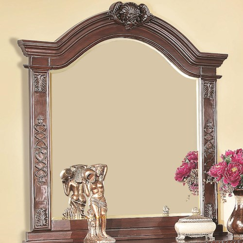 Coaster Grand Prado Dresser Mirror