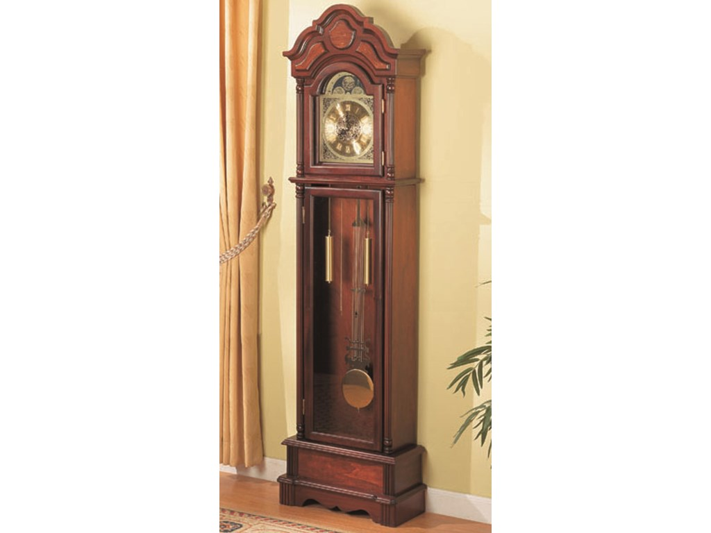 Coaster Grandfather ClocksGrandfather Clock