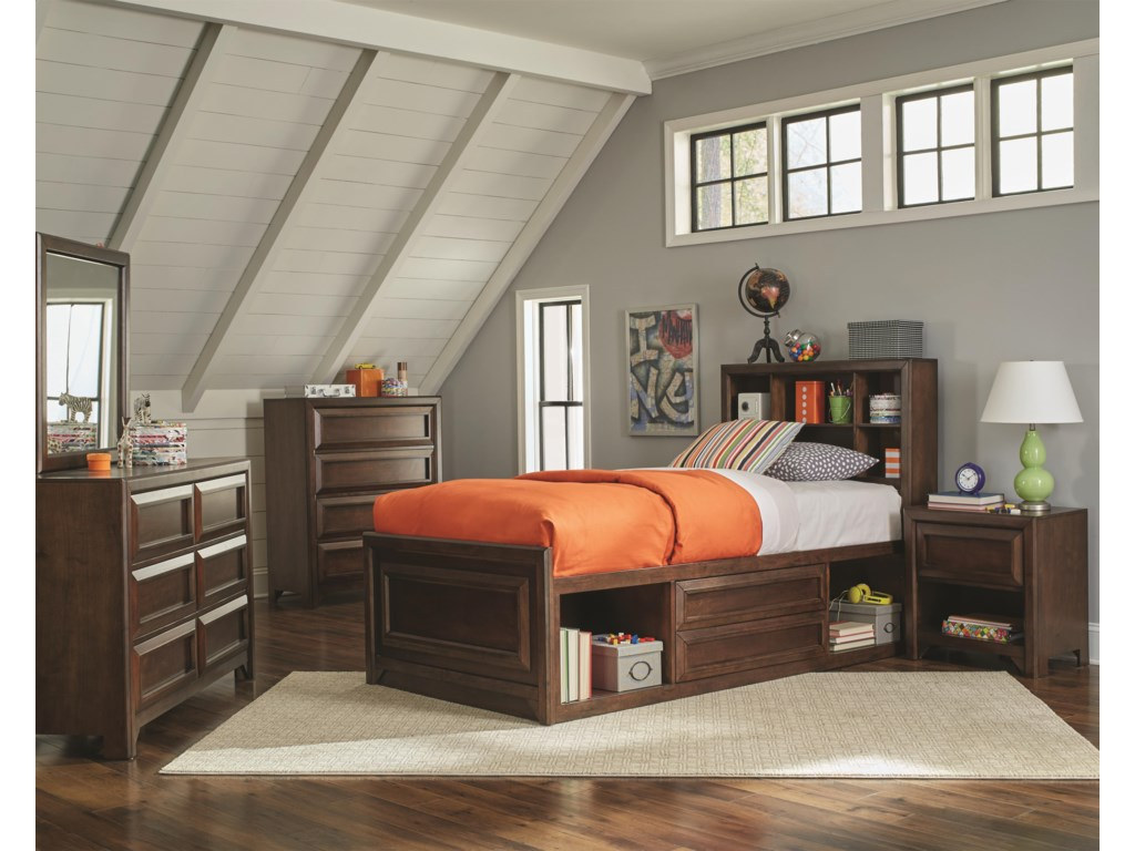 Coaster GreenoughTwin Bedroom Group