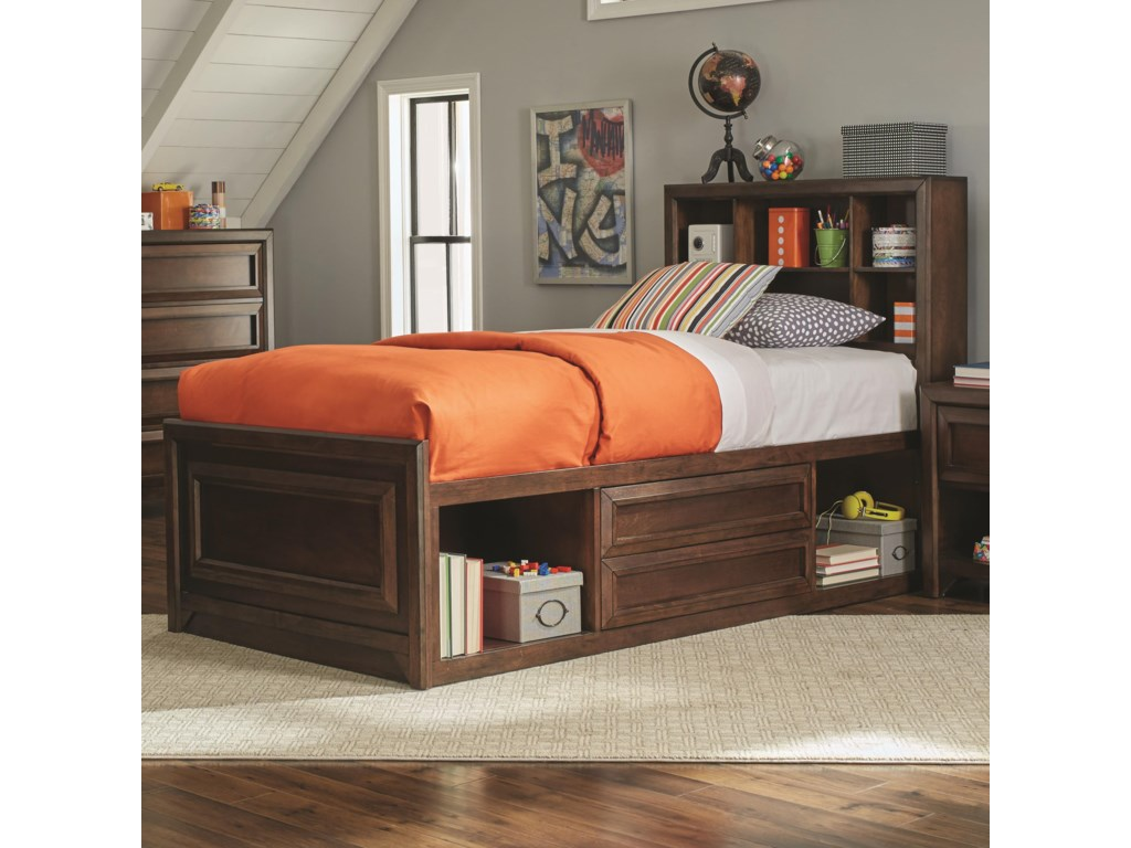 Coaster GreenoughTwin Bed