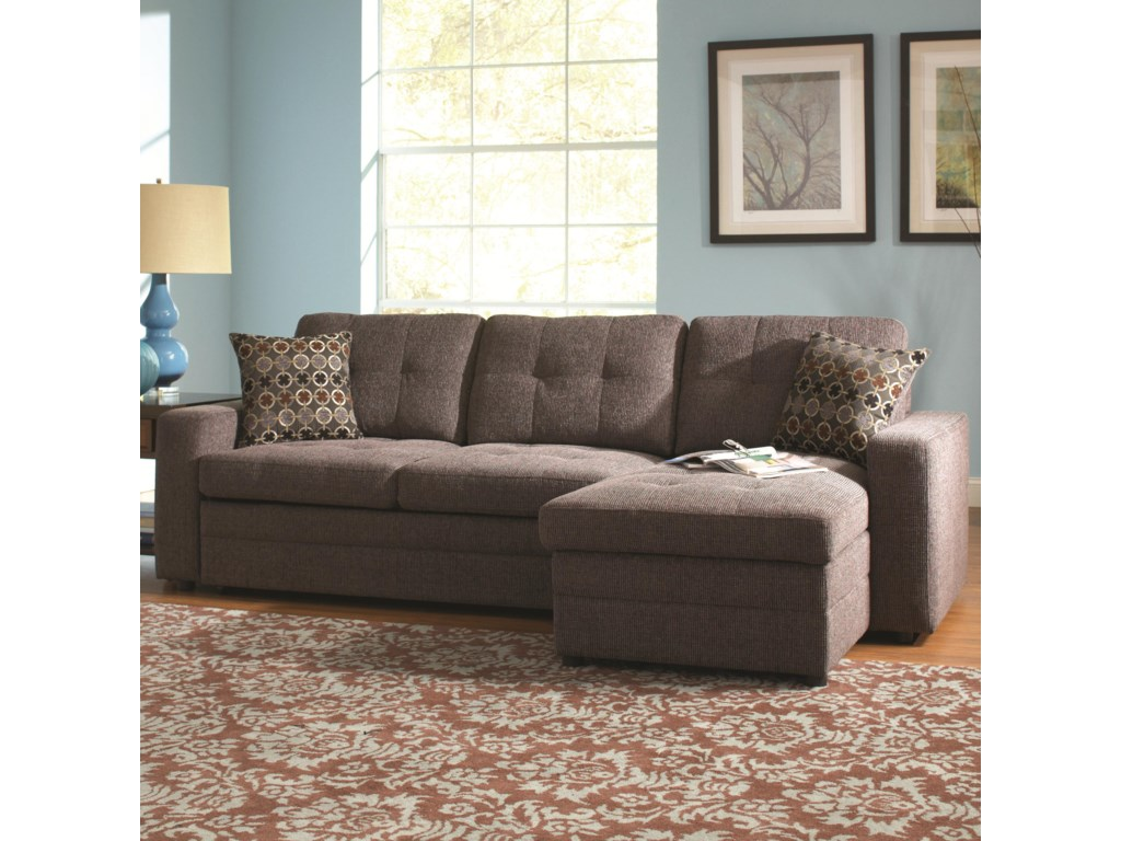Coaster GusSectional