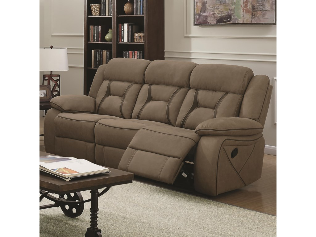 Coaster Houstonmotion Sofa
