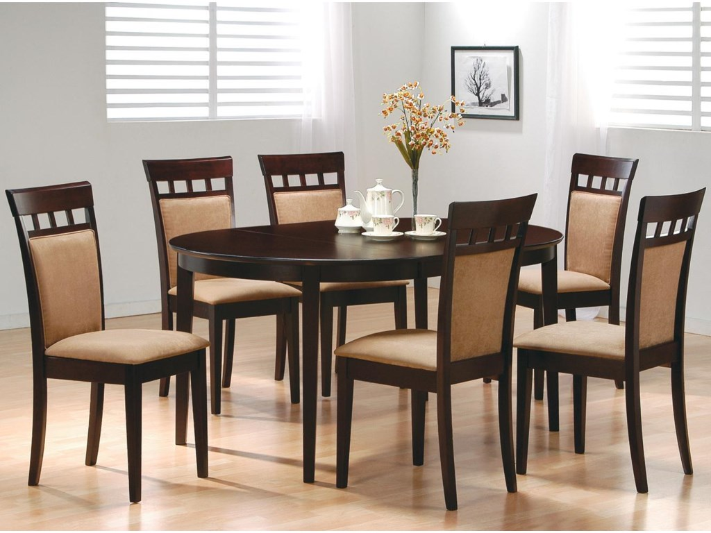 Coaster Mix & Match7 Piece Dining Set