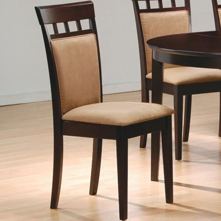 UPL Back Chair
