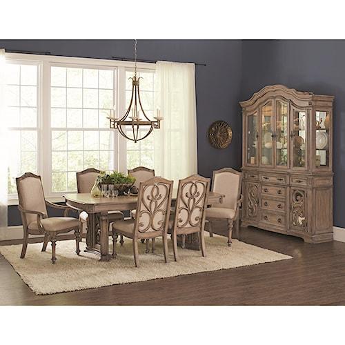 Coaster Ilana Formal Dining Room Group