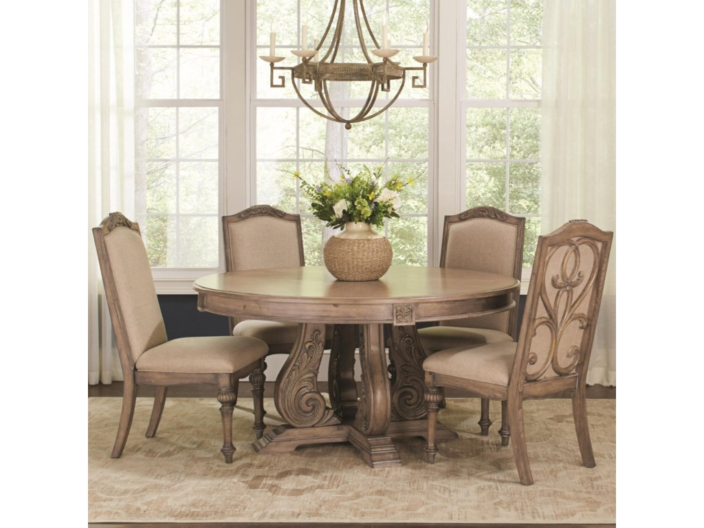 Coaster IlanaRound Dining Table