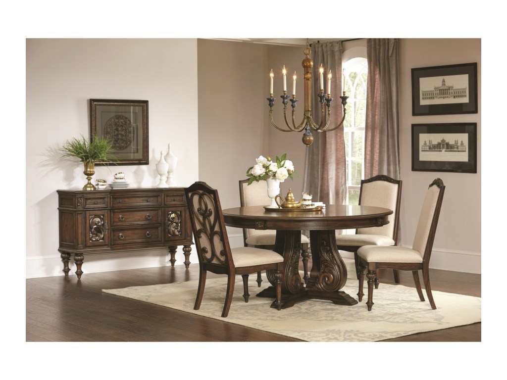 Coaster Ilana Casual Dining Room Group   Miskelly Furniture   Casual ...