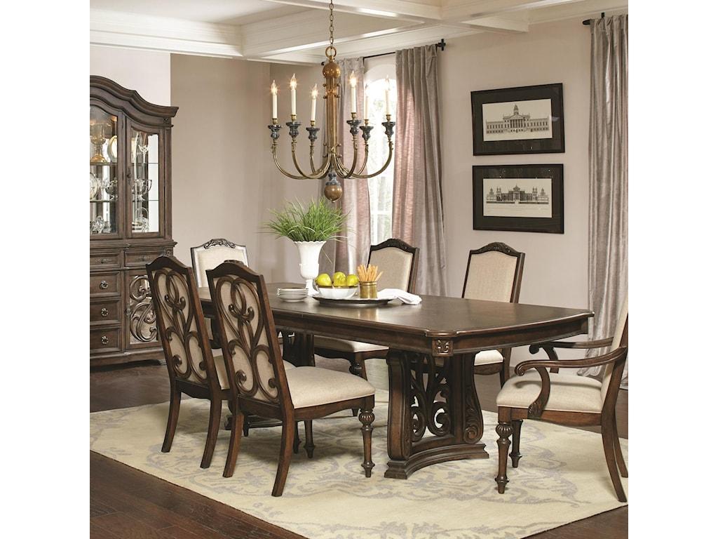 Coaster Ilana Rectangular Dining Table