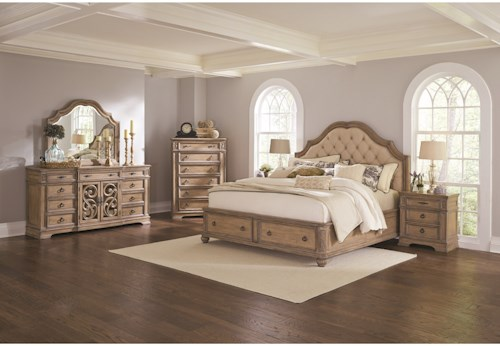 Coaster Ilana Queen Bedroom Group