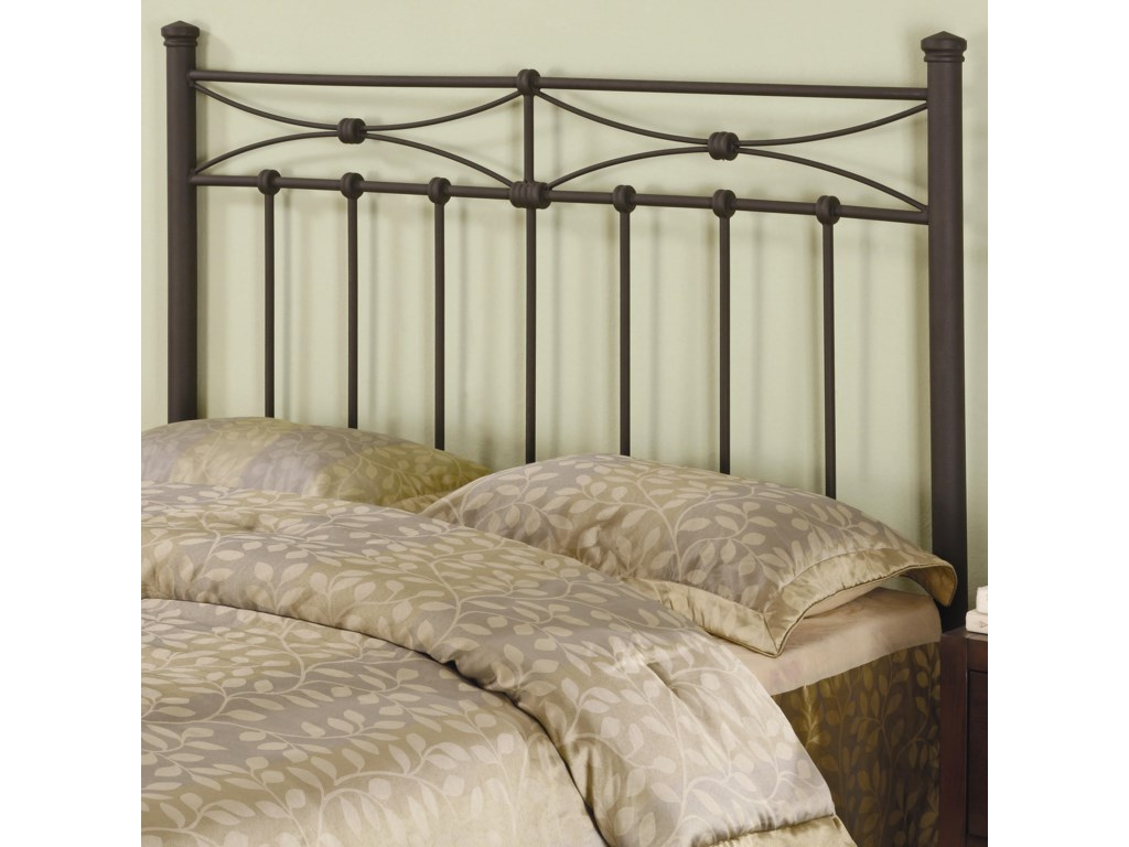 Coaster Iron Beds and HeadboardsFull/Queen Metal Headboard