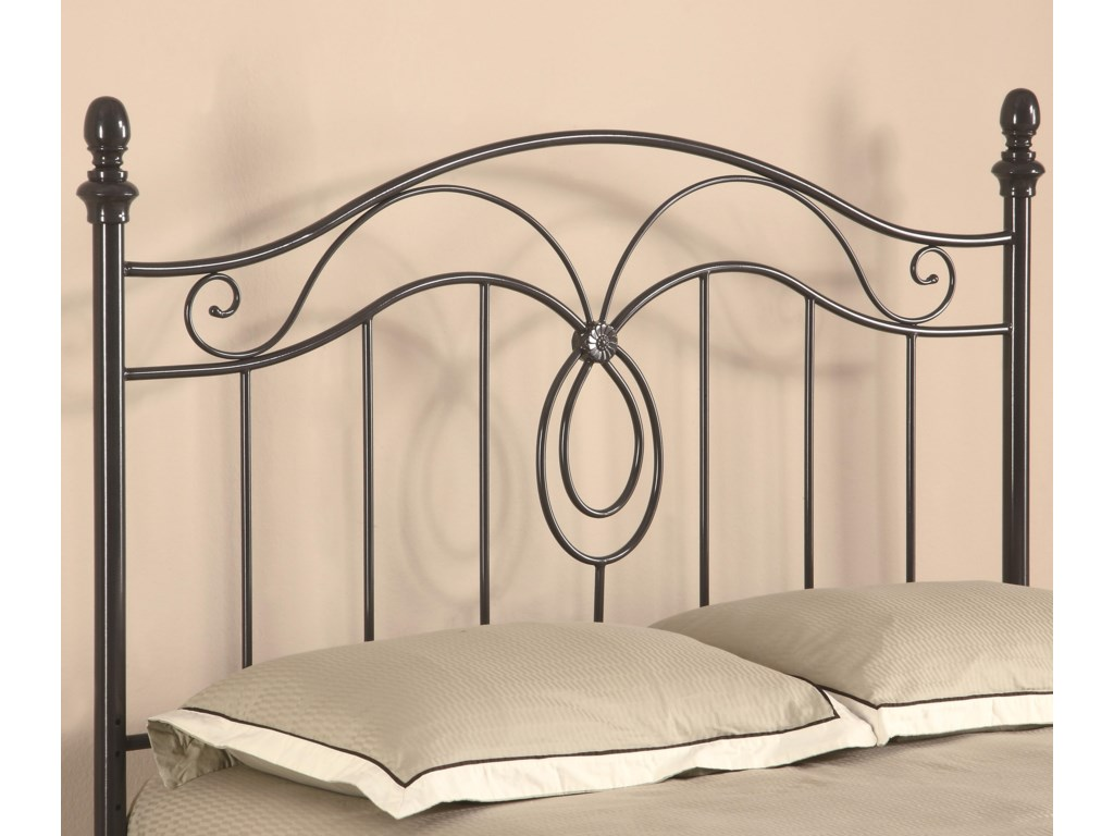 Iron Beds and Headboards 300197Q Queen Iron Headboard by Coaster - Coaster Iron Beds And Headboards Queen Iron Headboard - Dunk