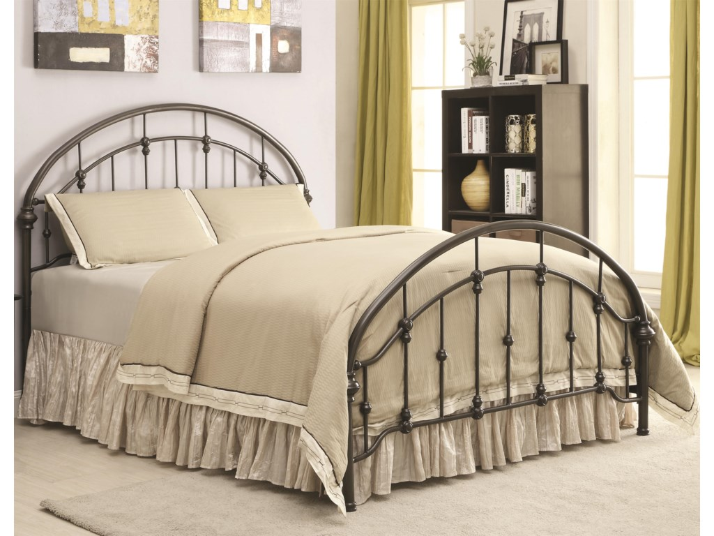 Coaster Iron Beds and HeadboardsCalifornia King Bed