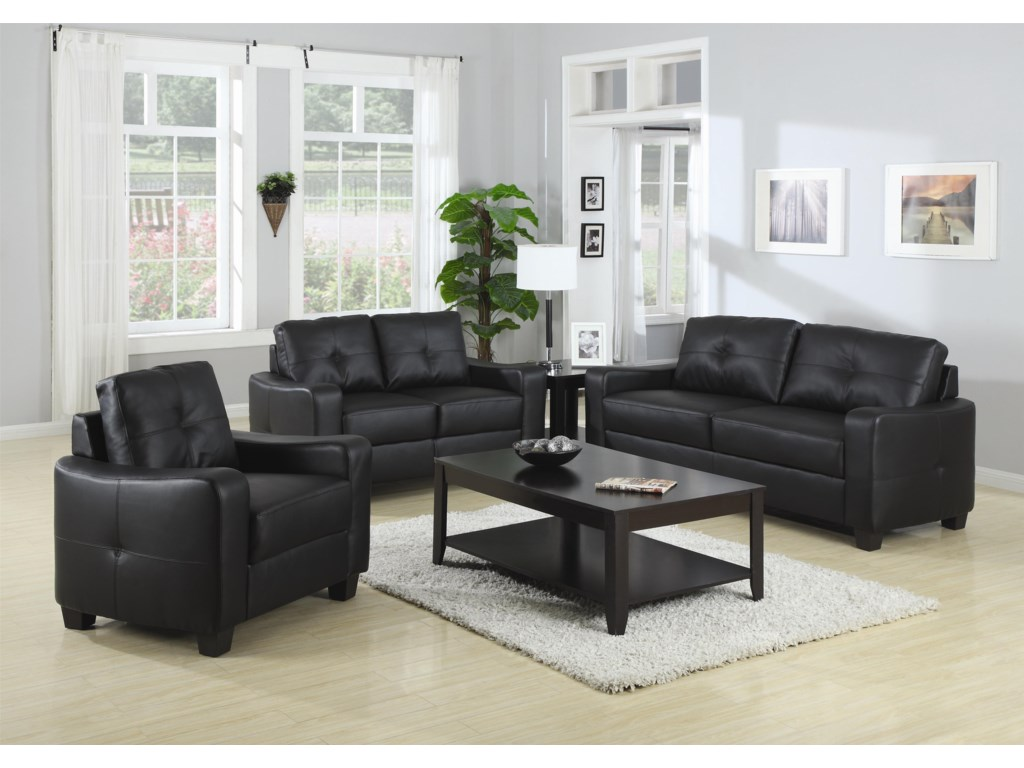 Shown with Coordinating Loveseat and Chair