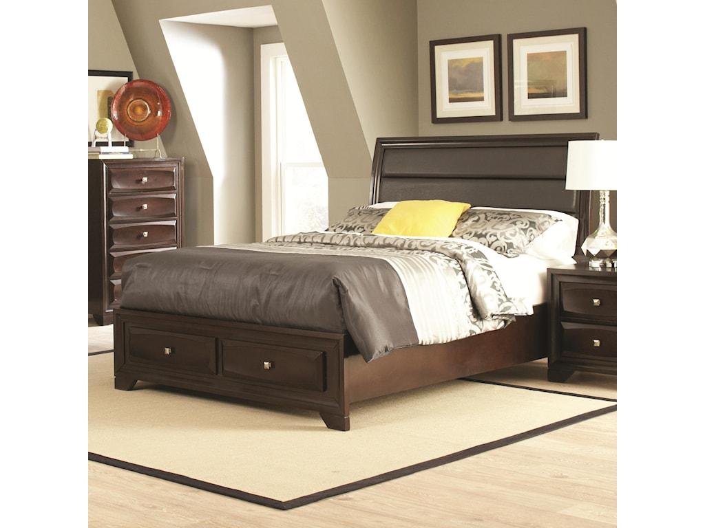 Coaster JaxsonCal King Bed
