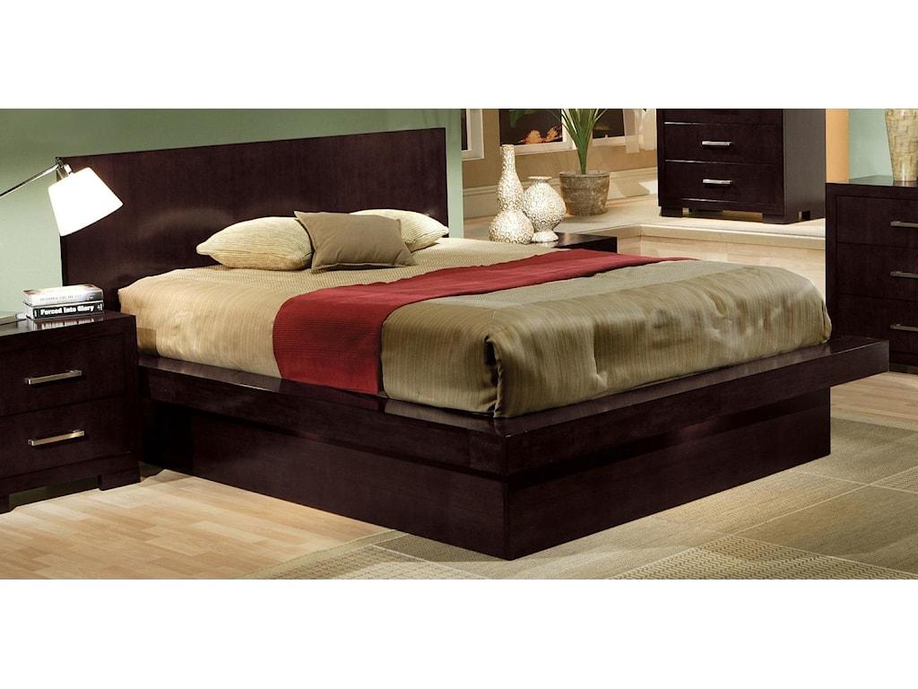 Coaster JessicaQueen Bed