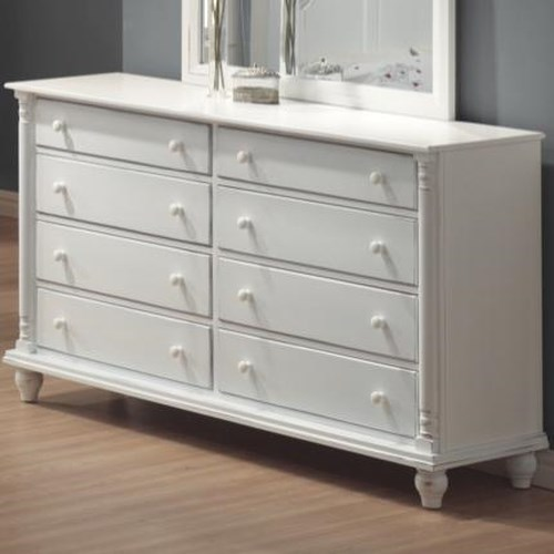 Coaster Kayla 8 Drawer Dresser