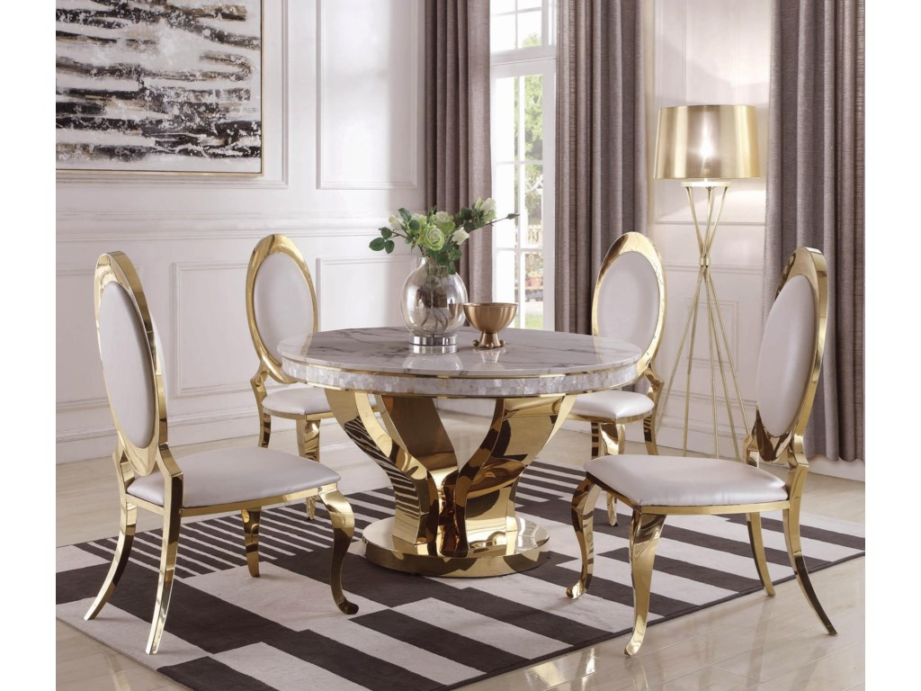Coaster Kendall5-Piece Dining Set