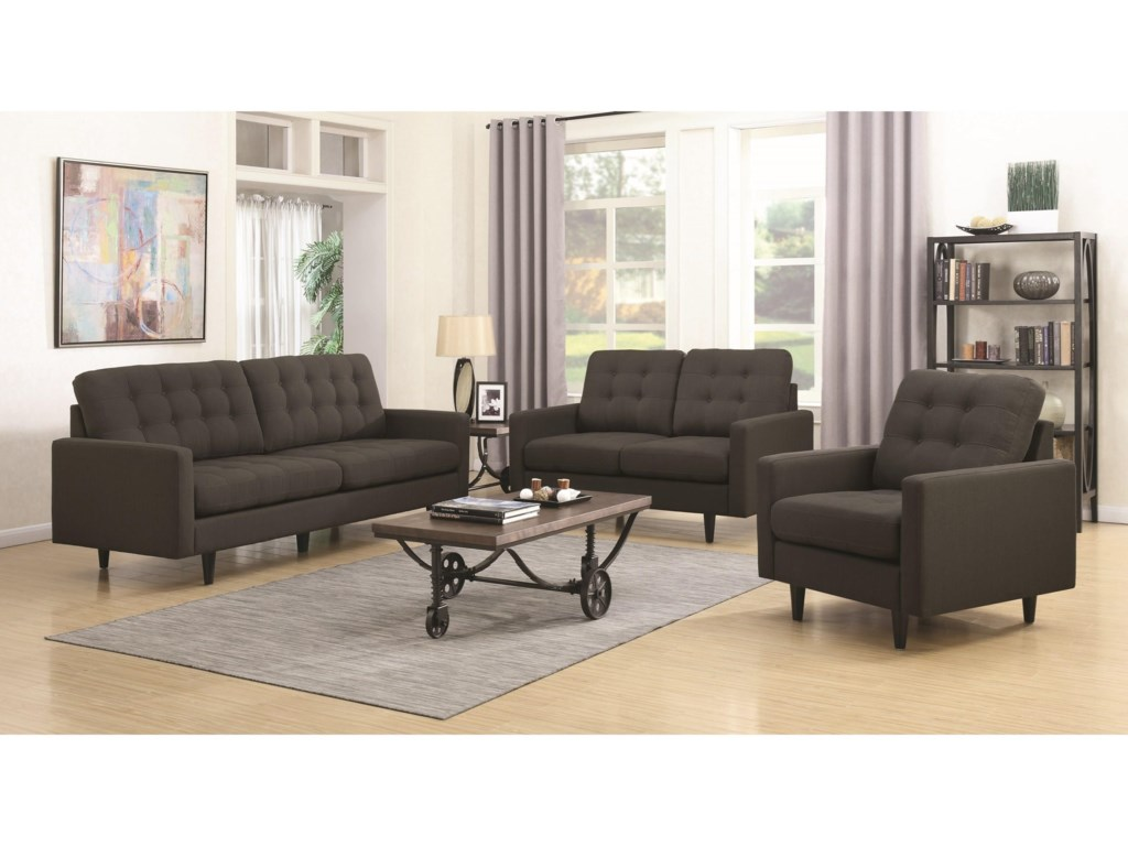 Coaster KessonLoveseat