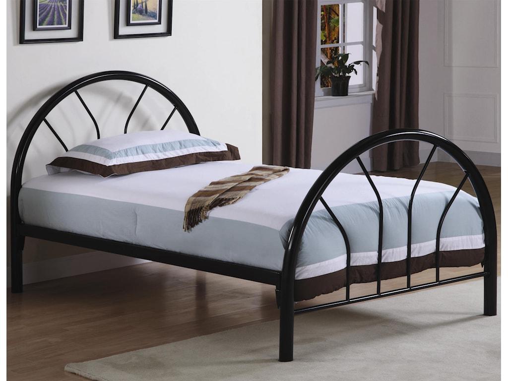 Coaster Metal BedsTwin Metal Bed