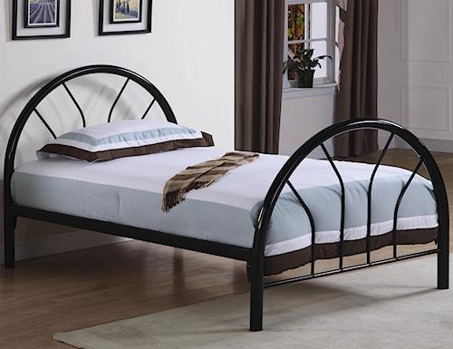 Coaster Metal Beds Twin Metal Bed