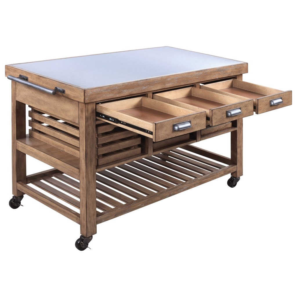 coaster kitchen carts serving trolley with stainless steel top coaster kitchen carts serving trolley with stainless steel top