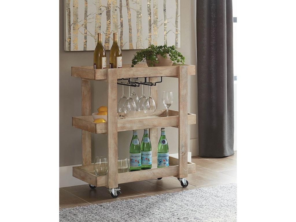 Coaster Kitchen CartsServing Cart