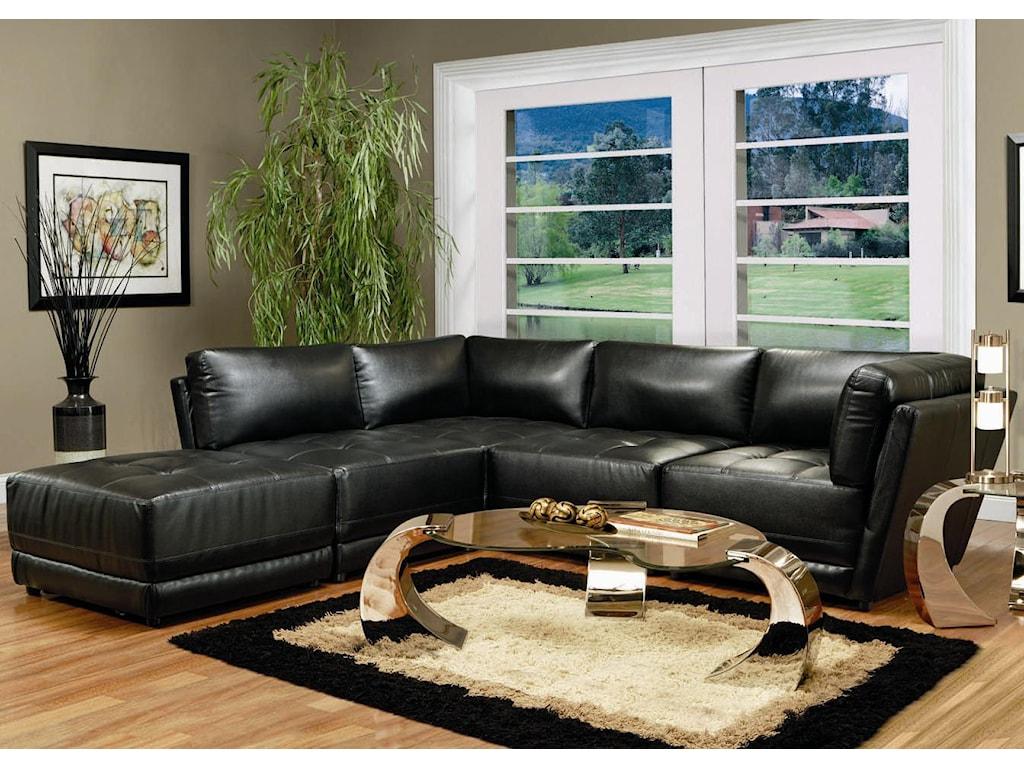 Coaster Kaysonsectional Sofa