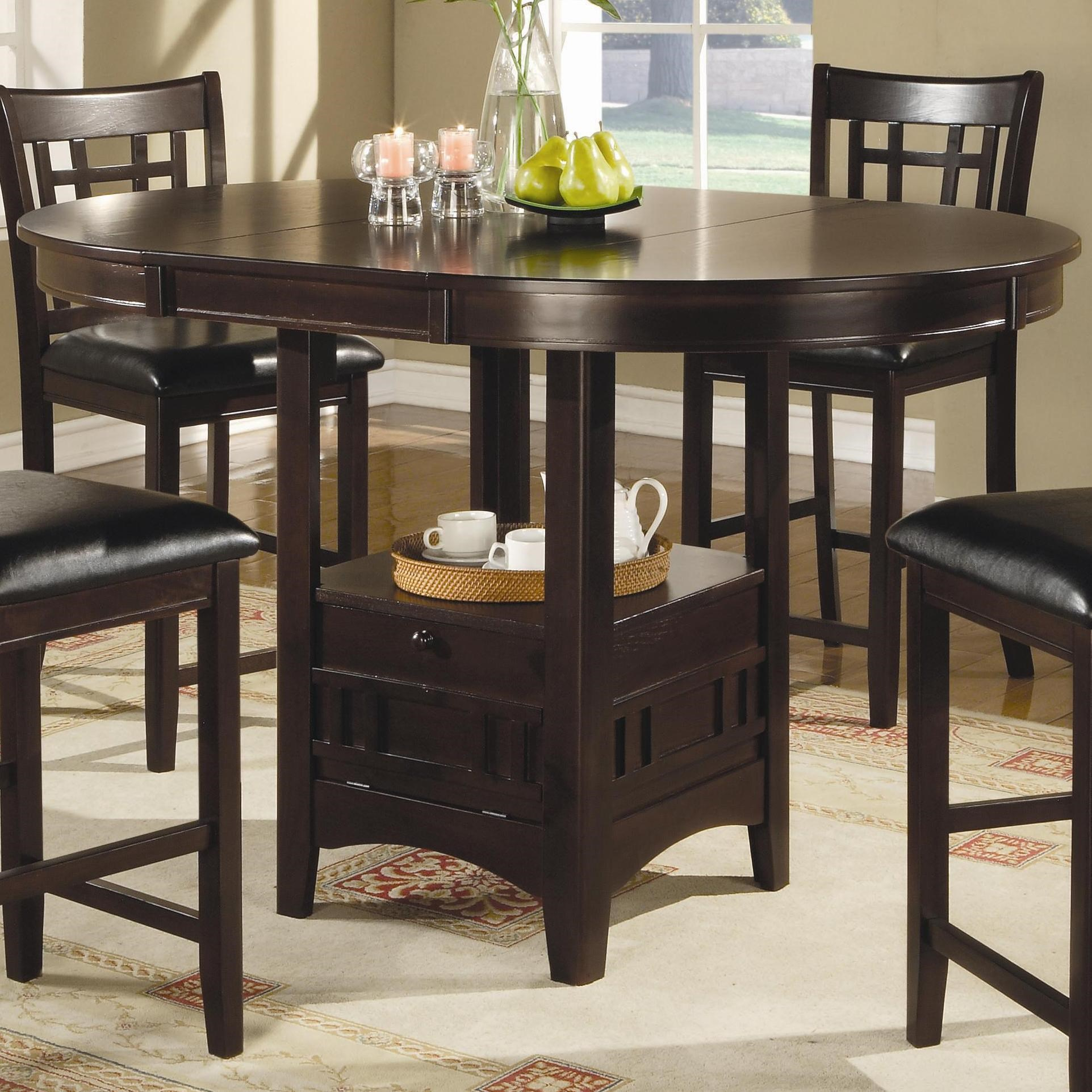 ... Pub Tables Coaster Lavon Counter Height Table. Coaster LavonCounter  Height Table ...