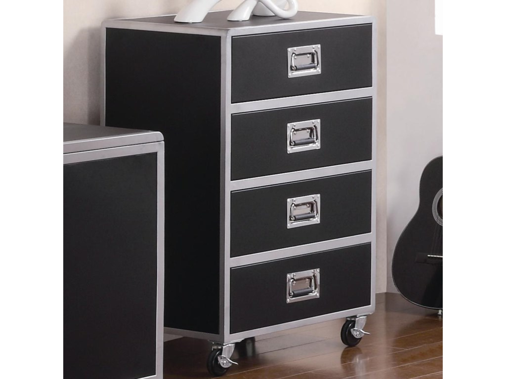 Coaster LeClair4 Drawer Chest
