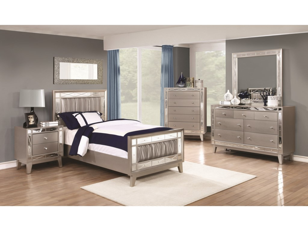 Coaster LeightonFull Bedroom Group